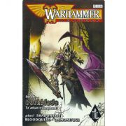 Warhammer Monthly #7 comic book September 1998